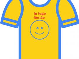 Làm cách nào in logo lên áo thun, áo thể thao, áo bóng đá?