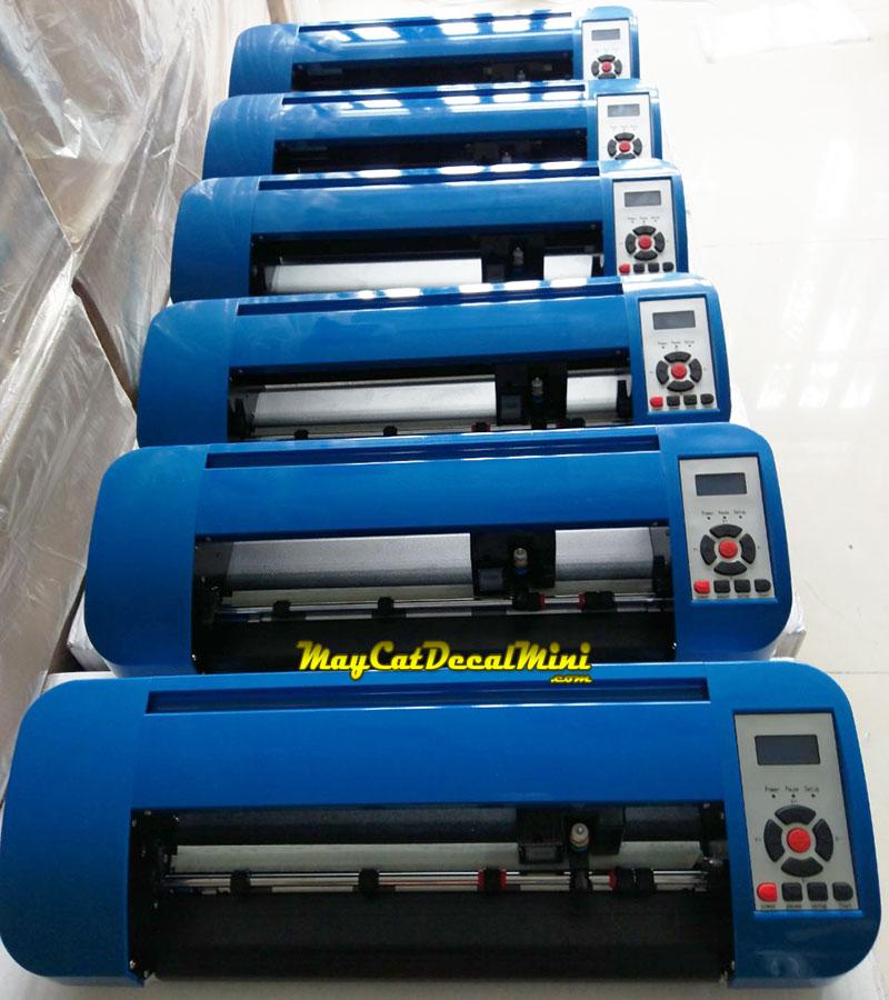 Máy cắt bế decal mini Art 380 khổ cắt A3, A4