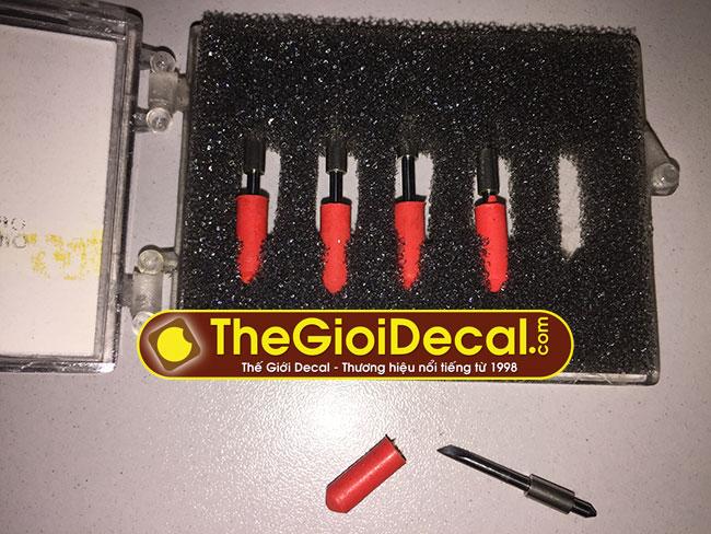 Dao máy cắt decal TQ loại thay thế cho máy Graphtec - CB15