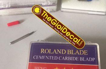 Nơi bán dao máy cắt decal tốt, giá rẻ, giao tận nơi Tp.HCM, HN
